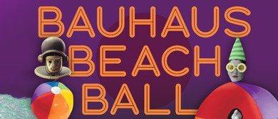 Dance Party: Bauhaus Beach Ball – Coastal Twist Festival