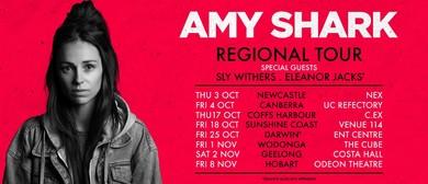 Amy Shark Australian Regional Tour 2019