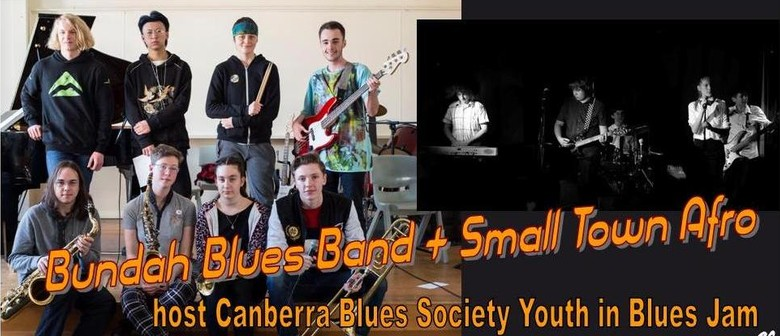 CBS Youth In Blues Jam