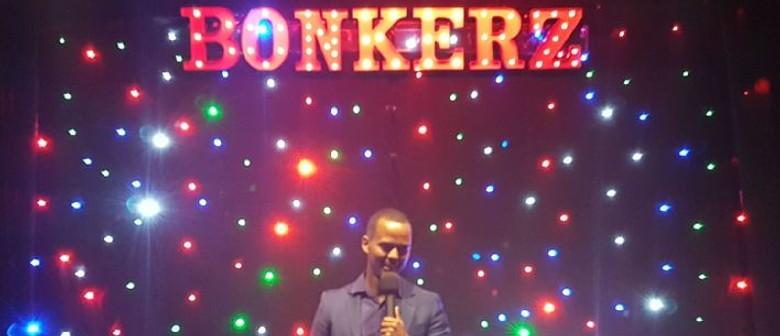BonkerZ Featured Artist Comedy Clubs