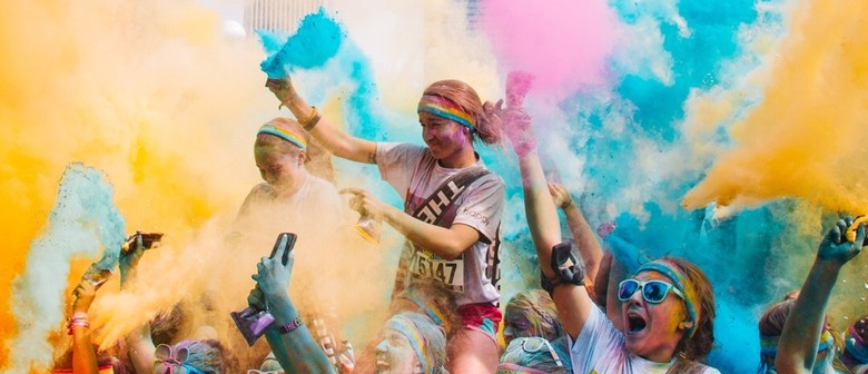 The Color Run Love Tour