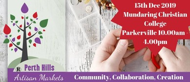 Perth Hills Artisan Markets Christmas Special