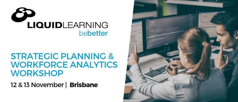 Strategic Planning & Workforce Analytics Workshop