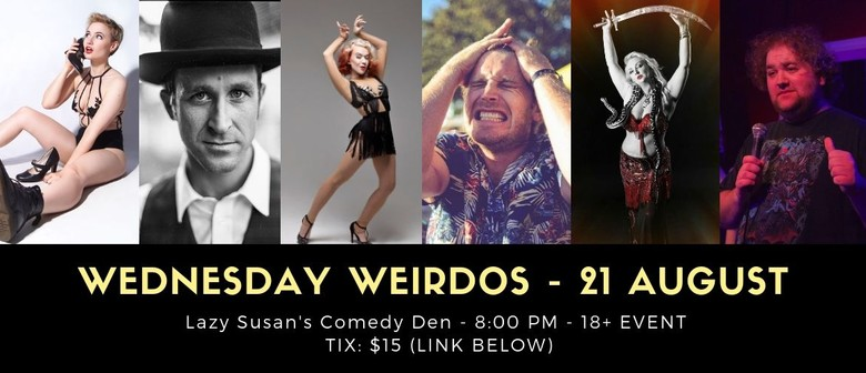 Wednesday Weirdos