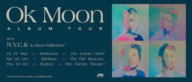 Ok Moon Album Tour