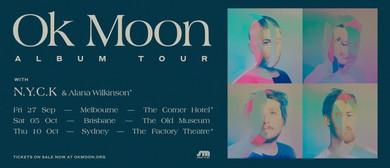 Ok Moon Album Tour