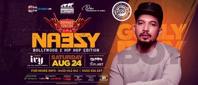 Bombay Circus X Hip Hop Edition Ft. Naezy