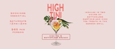 Hightini – High Tea Bottomless Brunch