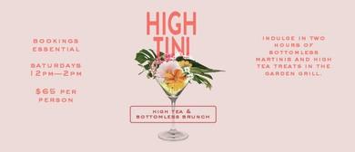 Hightini – High Tea Bottomless Brunch