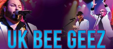 UK Bee Geez Tribute Show