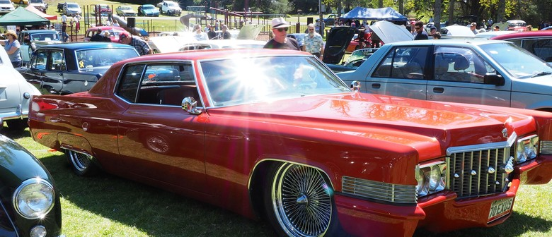 Paterson Car and Bike Show