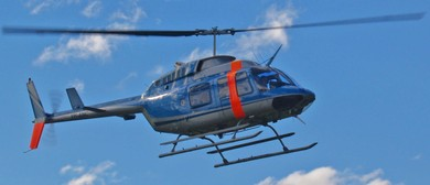 Helicopter Scenic Flights – Coffs Harbour Aero Club Open Day