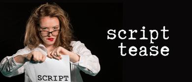 Canberra Unscripted: Script Tease