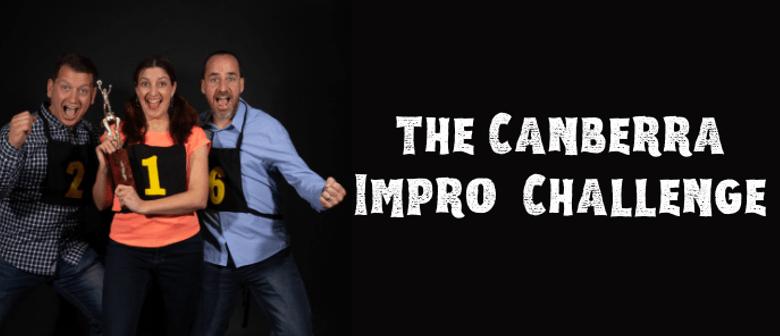 Canberra Unscripted: Canberra Impro Challenge