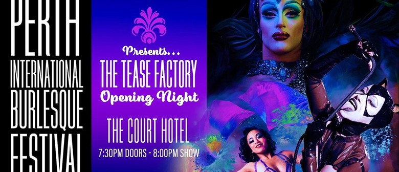 The Tease Factory