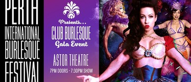 Club Burlesque Gala