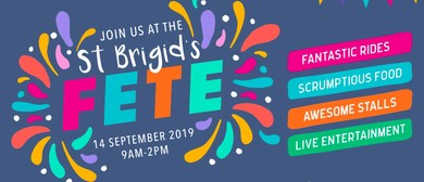 St Brigid's Primary School Fete