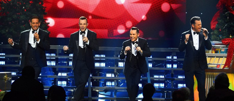 Human Nature: Christmas at The Palms