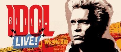 Billy Idol Live!