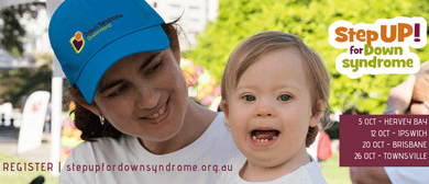 StepUP! for Down Syndrome