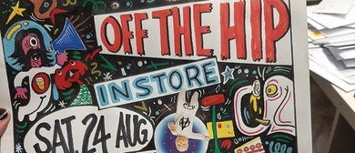 Munster and Off the Hip – Off the Hip Instore