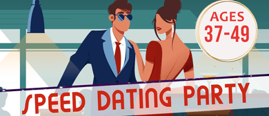 Speed Dating and Singles Party Ages 37–49 – Brisbane