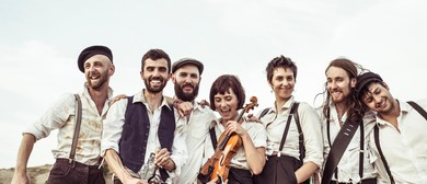 Gypsy, Klezmer, Balkan Party