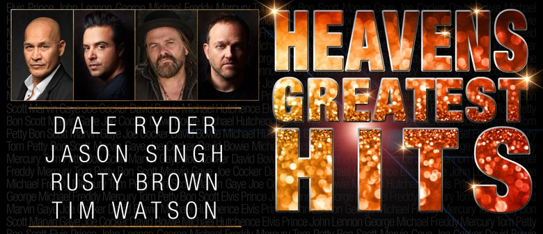 The Voices Supergroup presents Heaven's Greatest Hits