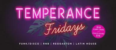 Temperance Fridays