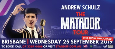 Andrew Schulz: The Matador Tour