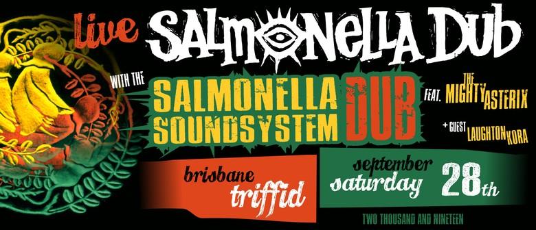 Salmonella Dub + Guests