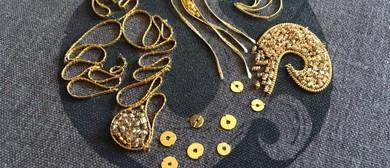 Adventures In Goldwork: Hanny Newton Workshop