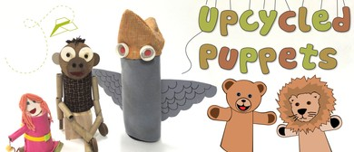 Upcycled Puppets
