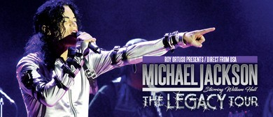 Michael Jackson The Legacy Tour
