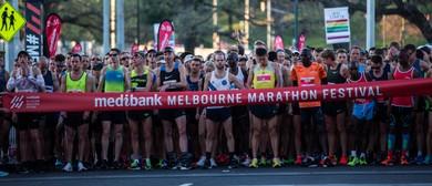 2019 Melbourne Marathon Festival
