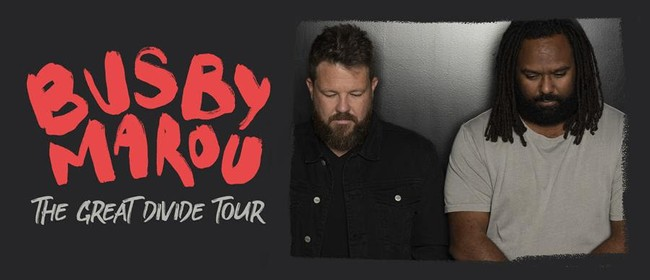 Image for Busby Marou – The Great Divide Tour