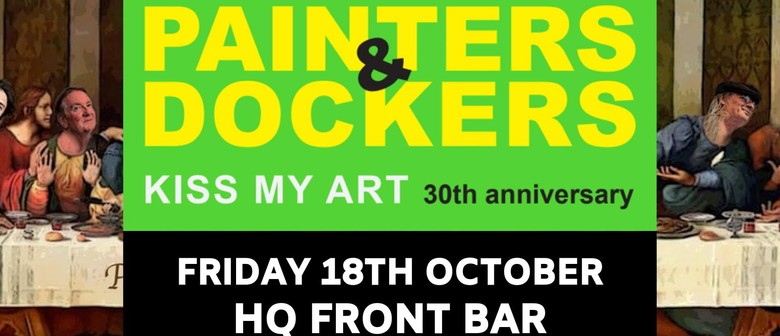 Painters and Dockers With Guests the Lizards