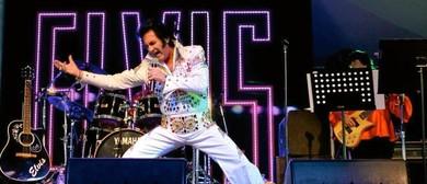Elvis With Pete Memphis