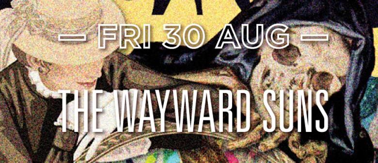 The Wayward Suns + Master Wolf, Flaskas, Machine Club