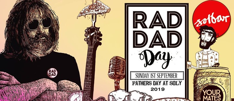 Rad Dad Day – Father's Day Party
