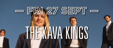 The Kava Kings With the Sundowners Plus the Fins