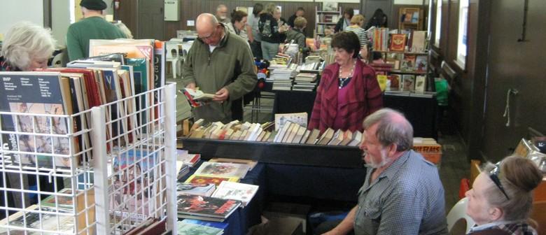 Mountains of Books Bookfair