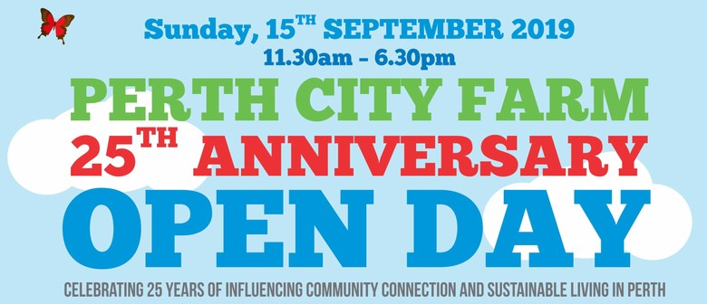 25th Anniversary Open Day