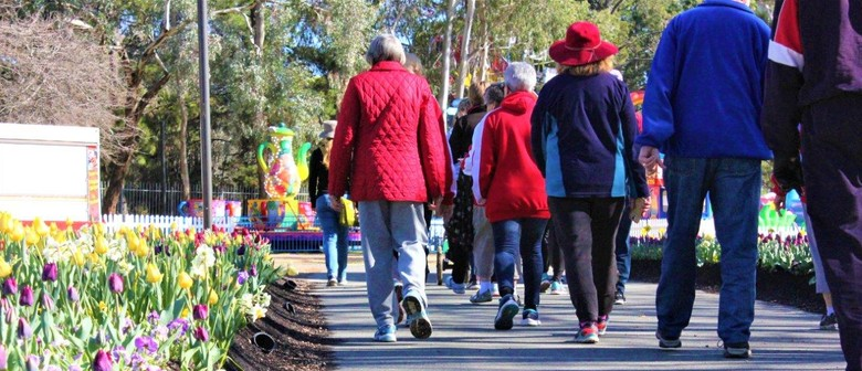 The Heart Foundation Early Morning Floriade Walks