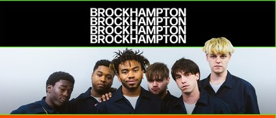 BROCKHAMPTON – FOMO Festival 2020 Sideshow