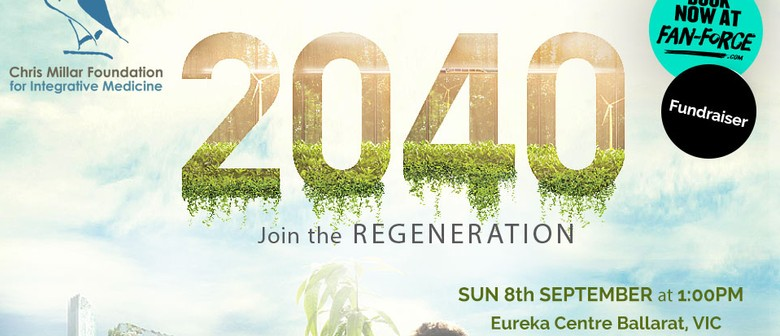 2040 – Join the Regeneration