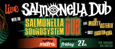 Salmonella Dub, Laughton Kora, Mighty Asterix, SDSS