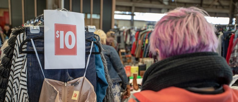 New To You: Pre-Loved Clothing Markets