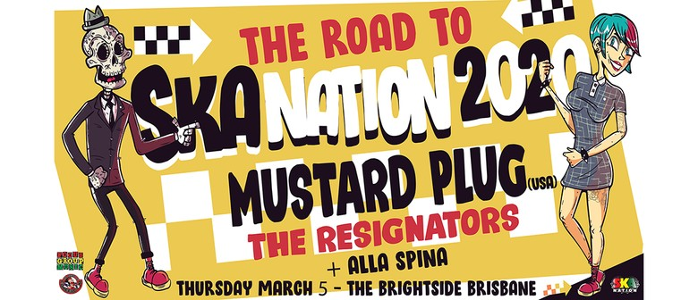 Road to Ska Nation Brisbane