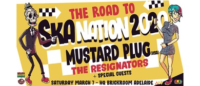 Road to Ska Nation Adelaide